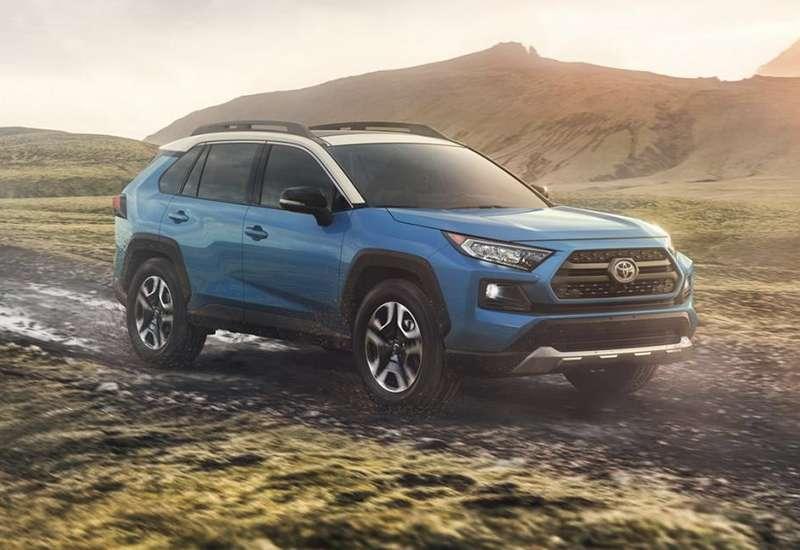 2020 Toyota RAV4 Performance Capability