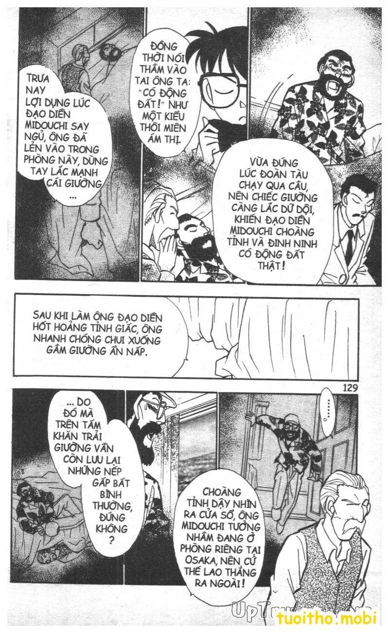 đọc truyện Conan bộ đặc biệt chap 24 trang 12