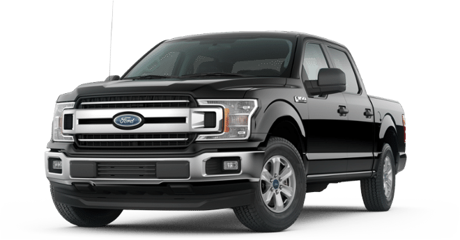 Ford F-150 XL 4x4 Crew Cab w/STX Package Lease Deal