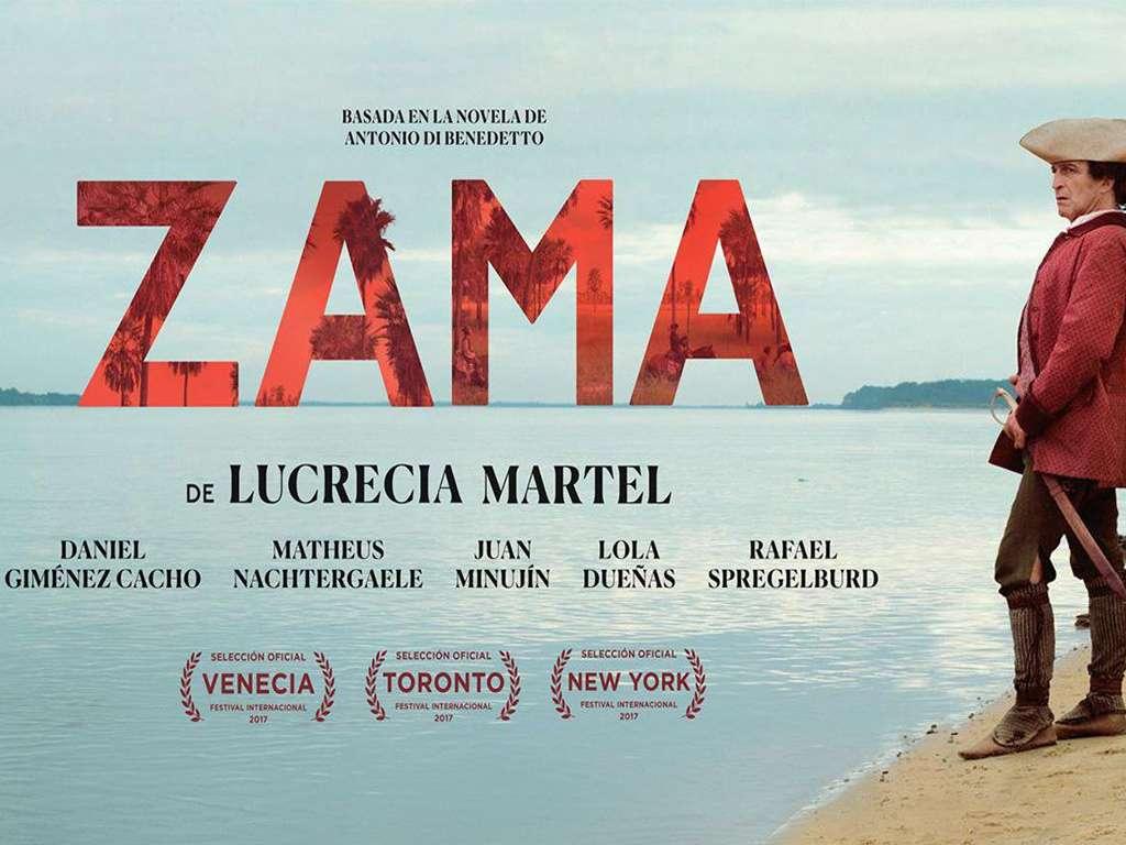 Ζάμα (Zama) Poster Πόστερ