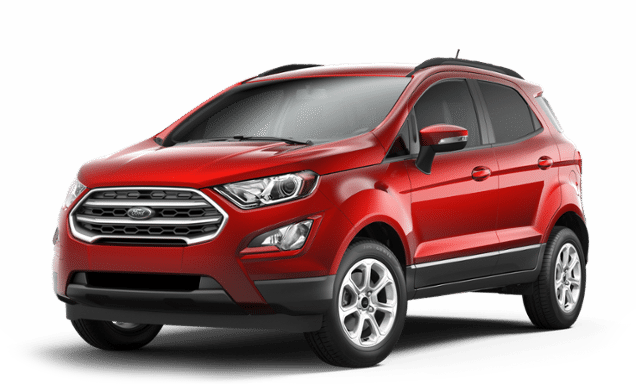 Ford EcoSport SE 4WD Lease Deal
