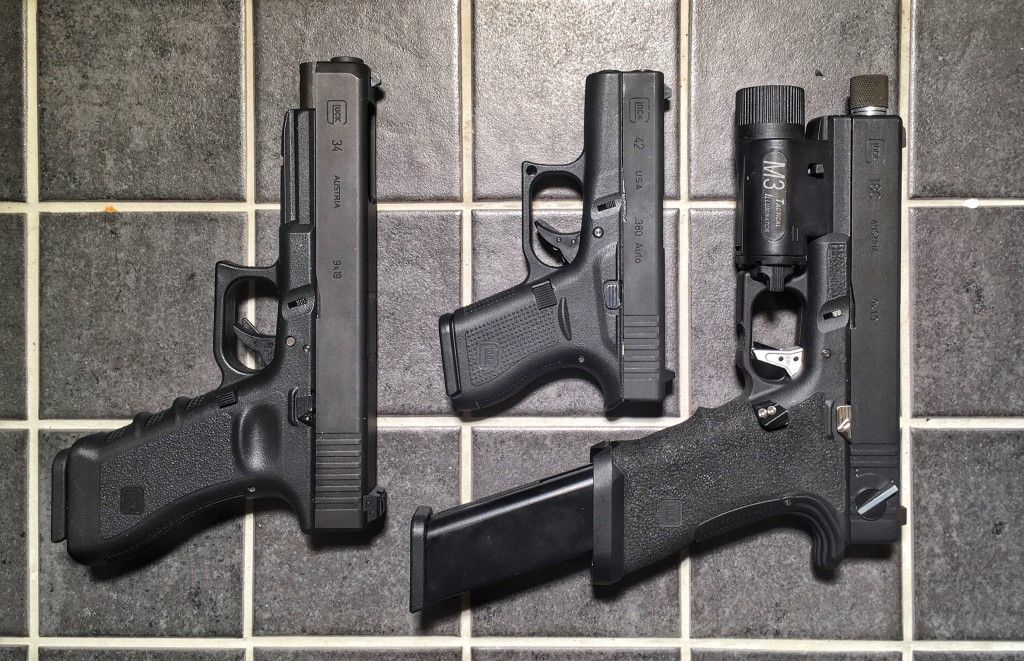 Glock Thread! - Page 44 - Airsoft Canada