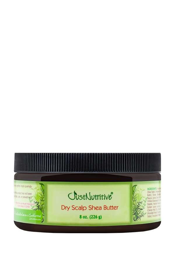 Just Nutritive Dry Scalp Shea Butter 8 oz