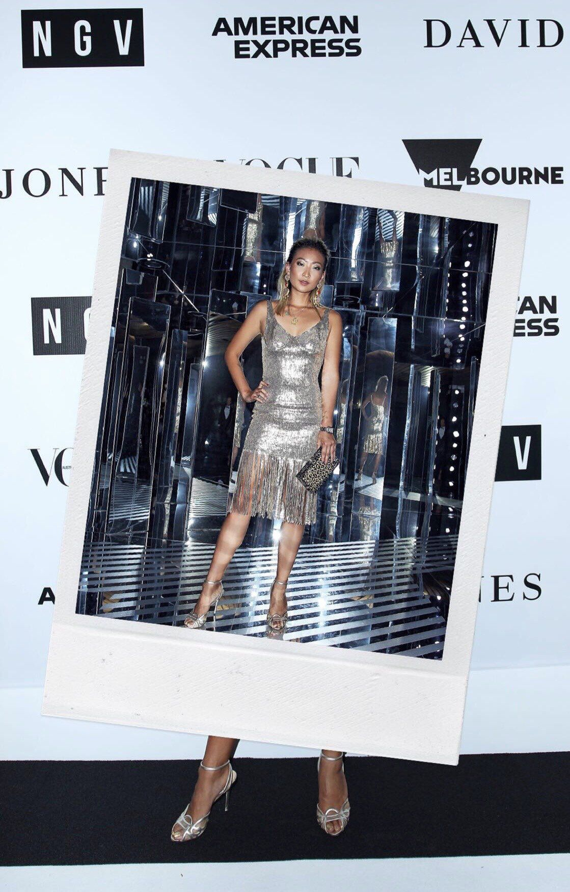 NGV Gala 2018, Melbourne, American Express
