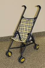 Doll Umbrella Stroller