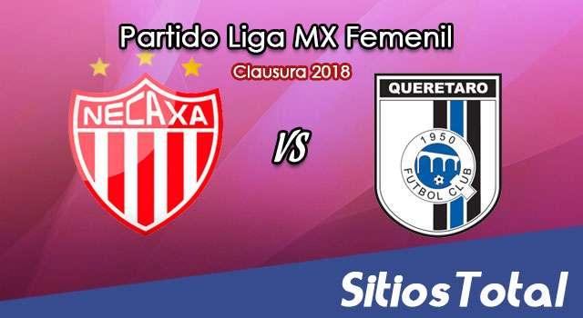 Necaxa vs Querétaro en Vivo – Liga MX Femenil – Viernes 2 de Febrero del 2018