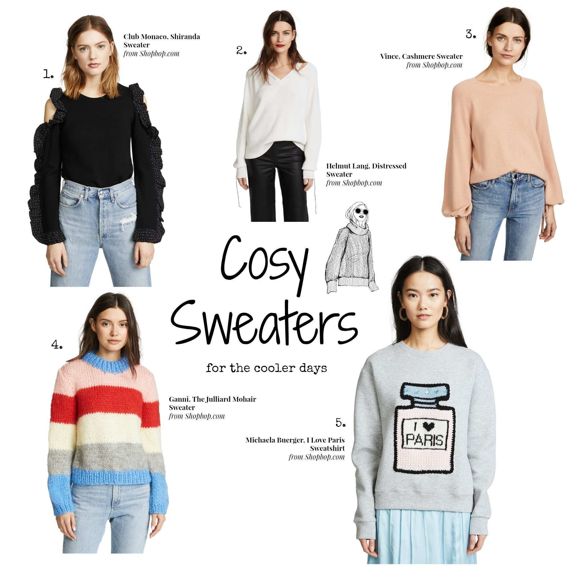 Shopbop Sale - Cosy Sweaters