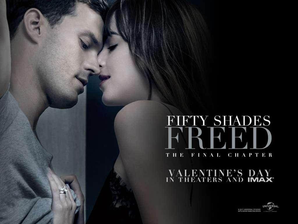 Πενήντα Αποχρώσεις του Γκρι: Απελευθέρωση (Fifty Shades Freed) Movie