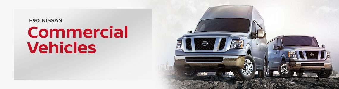 Nissan Commercial Vans & Trucks In Lorain County | I-90 Nissan