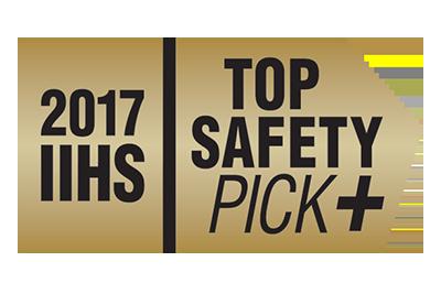 Volkswagen Jetta IIHS Top Safety Pick + 2017