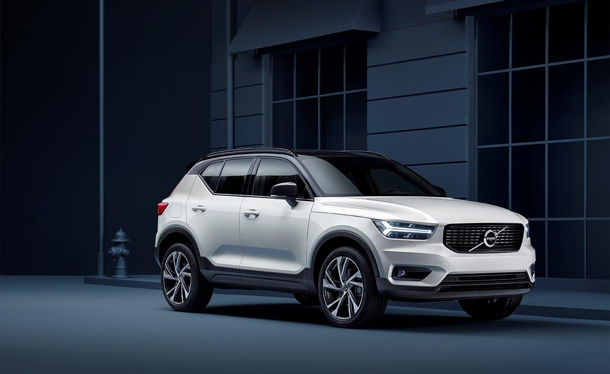 2019 Volvo XC40 Exterior Styling