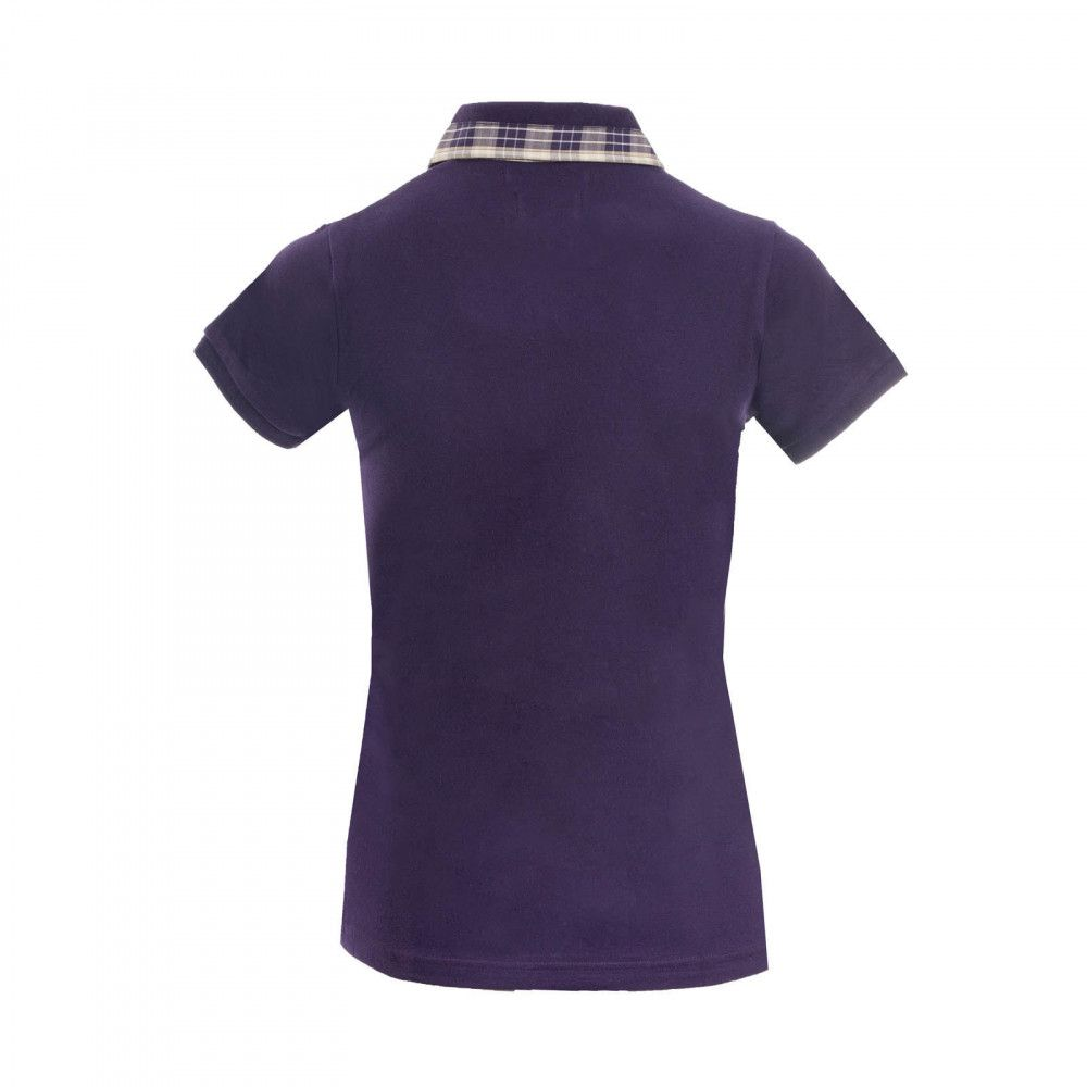 Horze-Brita-Women-039-s-Short-Sleeved-Polo-Shirt-Moisture-Wicking-Anti-Odor thumbnail 10