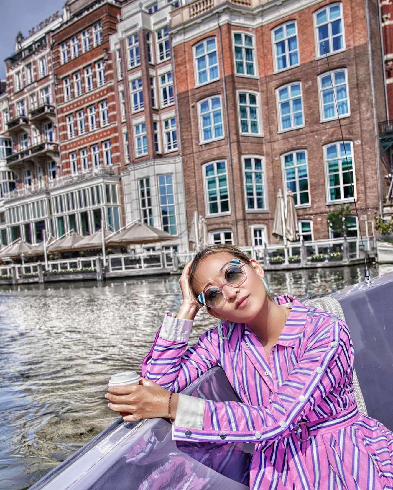 Amsterdam Canal Cruise, U by Uniworld