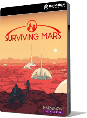 [PC] Surviving Mars (2018) - ENG