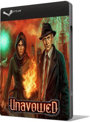 [PC] Unavowed (2018) - ENG