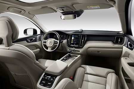 2018 All-New Volvo XC60 Interior