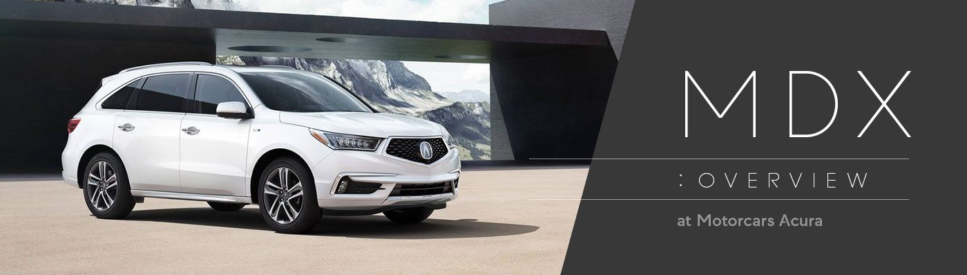 2020 Acura MDX Model Overview at Motorcars Acura in Bedford, OH
