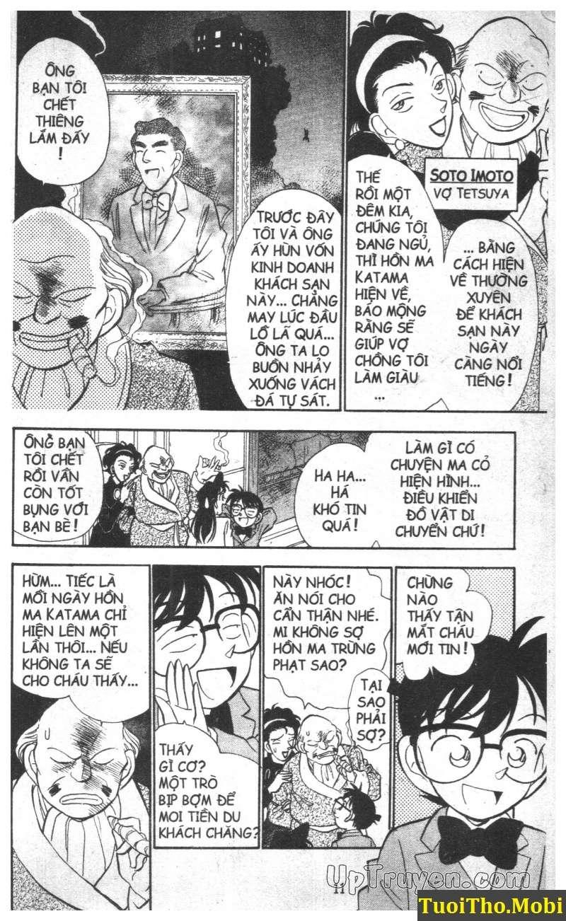 đọc truyện Conan bộ đặc biệt chap 18 trang 4