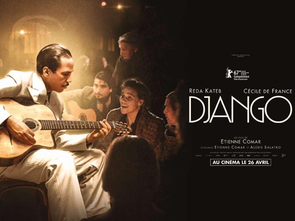 Τζάνγκο, ο βασιλιάς του σουίνγκ (Django) Poster Πόστερ