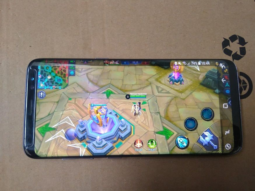 TipidCP com   Samsung S8 Orchid Grey 4GB Ram 64gb