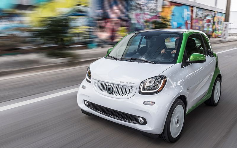 2018 Smart Fortwo Electric Drive Safety