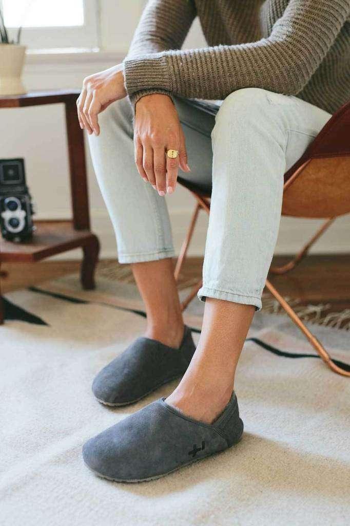 OTZ Shoes Espadrille Shrlng Suede