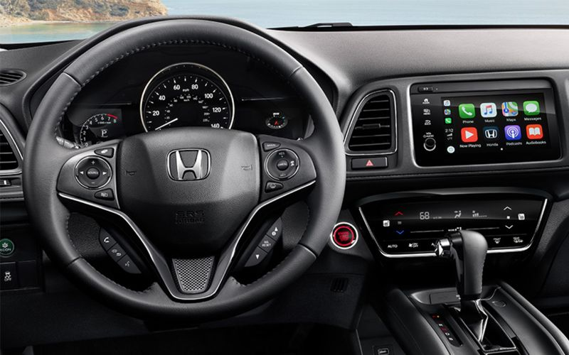 2020 Honda HR-V Interior Technology