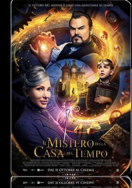 Il Mistero Della Casa Del Tempo (2018).mkv MD MP3 720p HDTS - iTA