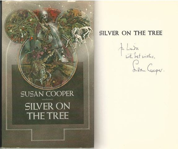 Silver on the Tree (The Dark is Rising, Book 5), Cooper, Susan