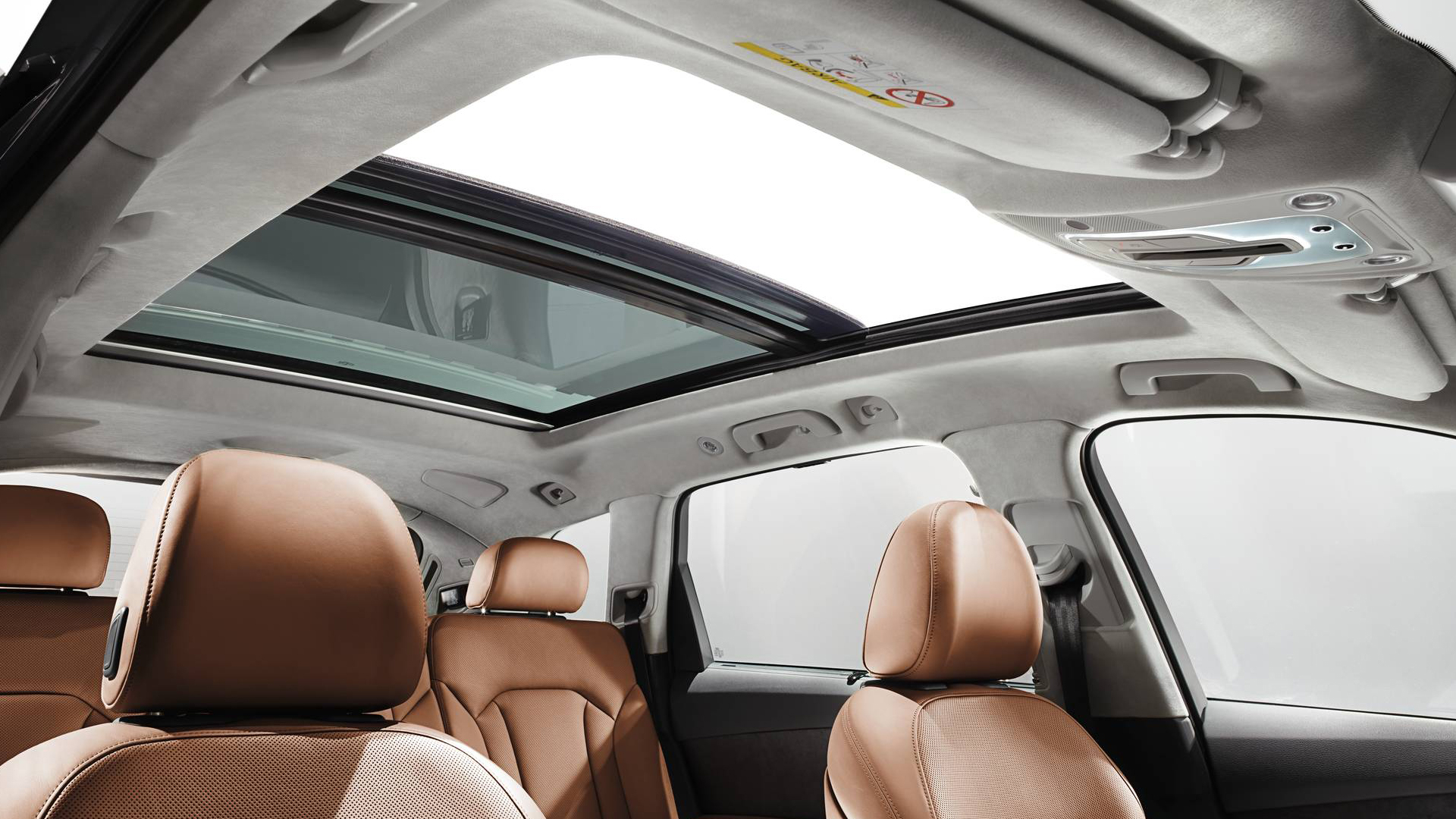 2018 Audi Q7 Panoramic Sunroof