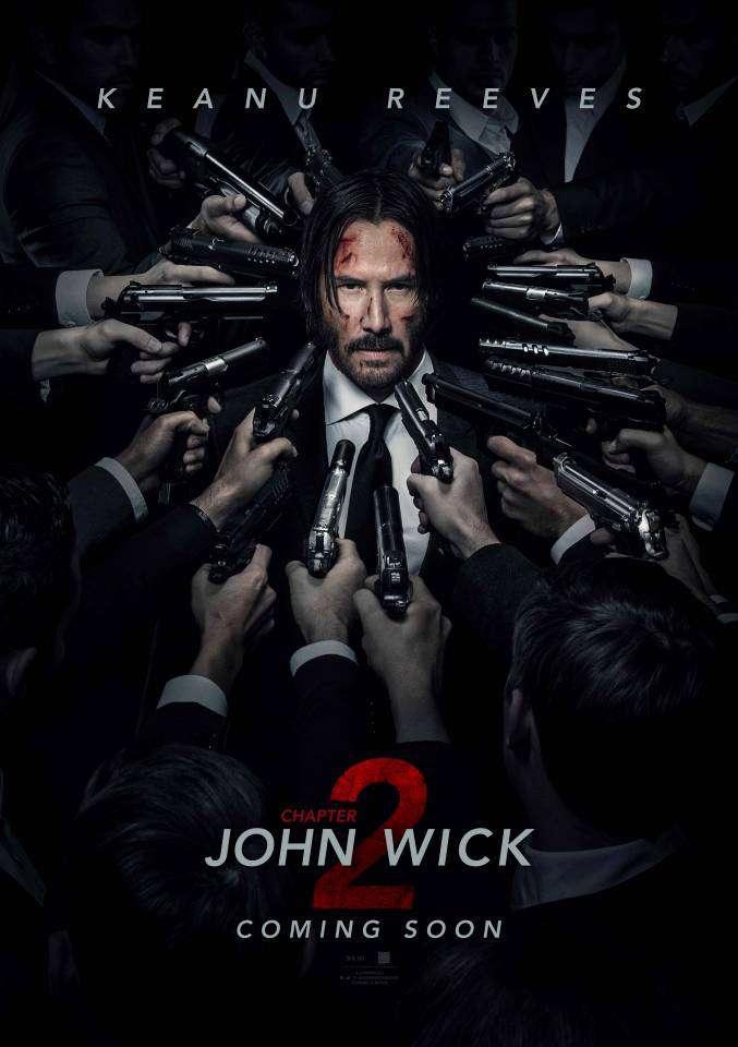 Poster John Wick 2 (2017) Full HD Movie Download 1080p ESub