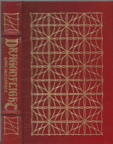 Dragonflight Collector's Edition Bound in Genuine Leather (1988) Easton Press, Ann McCaffrey
