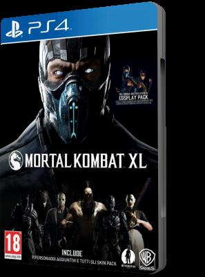 [PS4] Mortal Kombat XL (2016) - FULL ITA