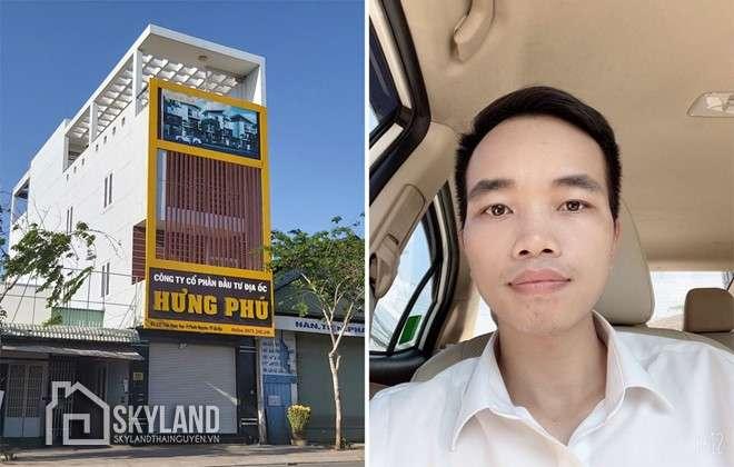 Trần Văn Hội trước khi bị bắt.