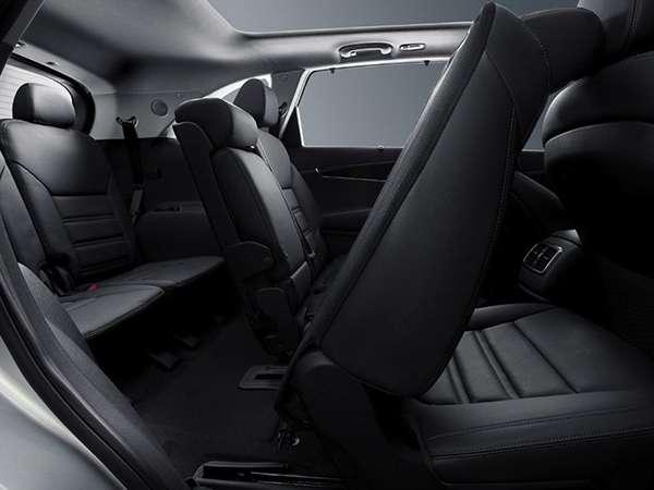 Superior Kia Sorento   Standard Three Row Seating