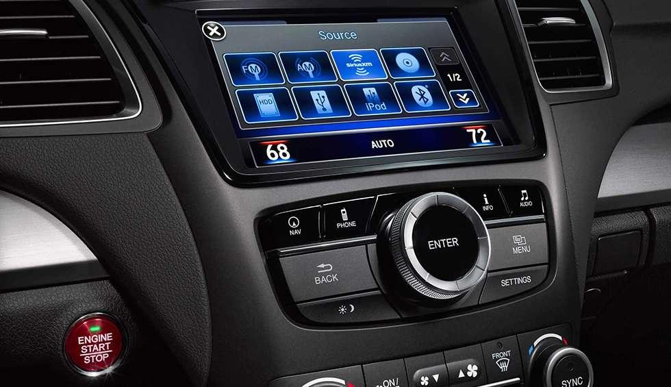 2018 Acura RDX Technology