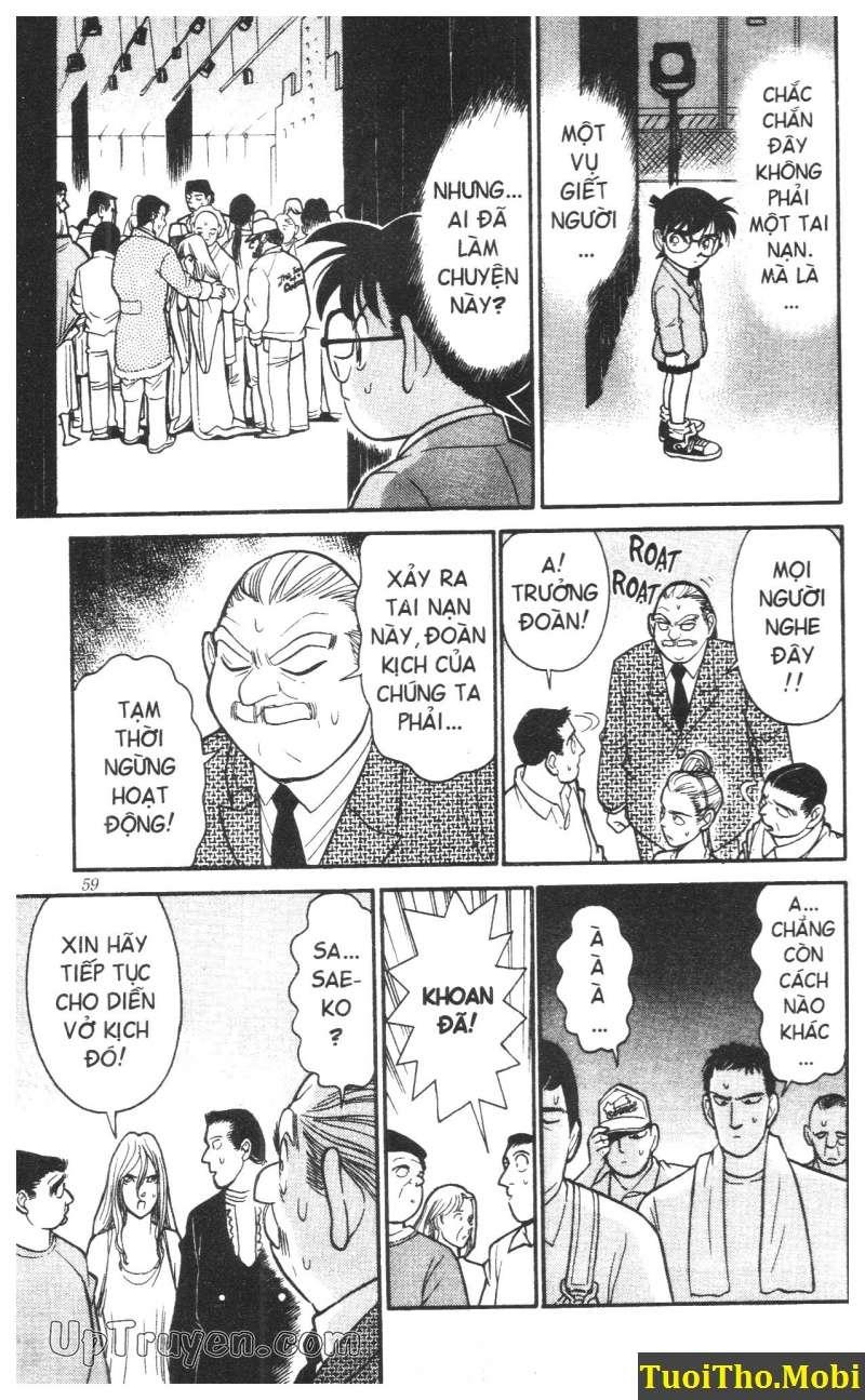 đọc truyện Conan bộ đặc biệt chap 3 trang 14