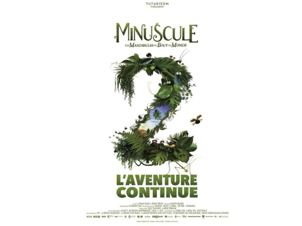Τοσοδούλικα 2: Περιπέτεια στην Άκρη του Κόσμου (Minuscule 2 : Les Mandibules du bout du monde) Poster Πόστερ Wallpaper