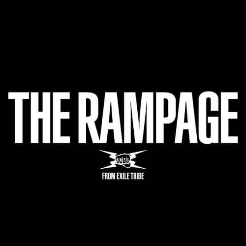 THE RAMPAGE from EXILE TRIBE Lyrics 歌詞