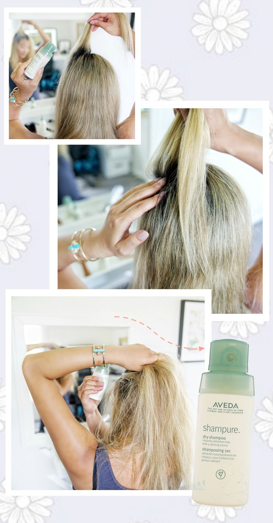 How To Aveda Dry Shampoo