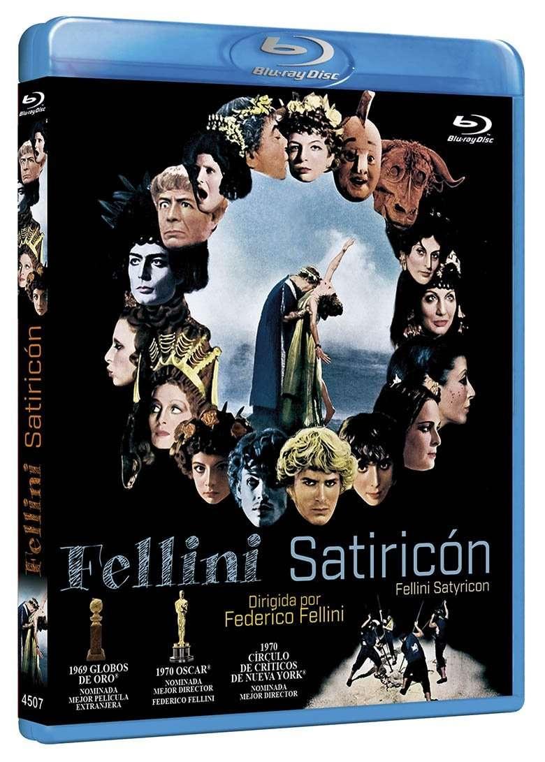 Fellini - Satyricon [Criterion] (1969) FullHD BDRip 1080p LPCM Ac3 ITA Ac3 ENG Sub ENG x264 - DDN