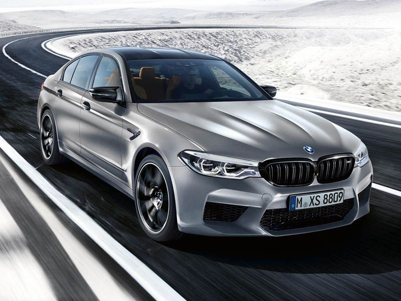 2019 BMW M5 Competition Exterior Styling