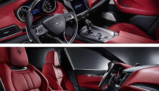 Quintessential Maserati Styling & Craftsmanship