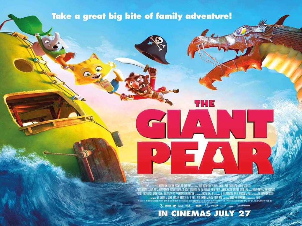 Η Απίστευτη Ιστορία του Γιγάντιου Αχλαδιού (The Incredible Story of the Giant Pear) Movie