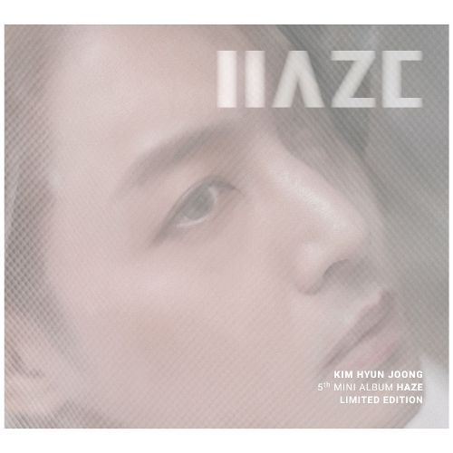 Download Kim Hyun Joong - HAZE - 5th Mini Album Mp3 Album Cover | Planet Kpop