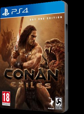 [PS4] Conan Exiles (2018) - SUB ITA