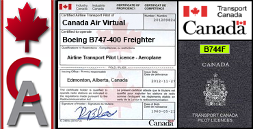 Boeing B747-400 Freighter Certification Flight