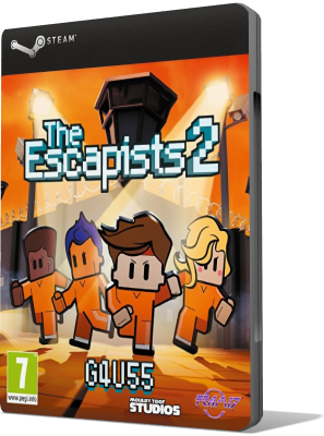 [PC] The Escapists 2 - Big Top Breakout (2018) - SUB ITA