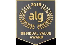 2018 ALG Residual Value Award Range Rover Sport