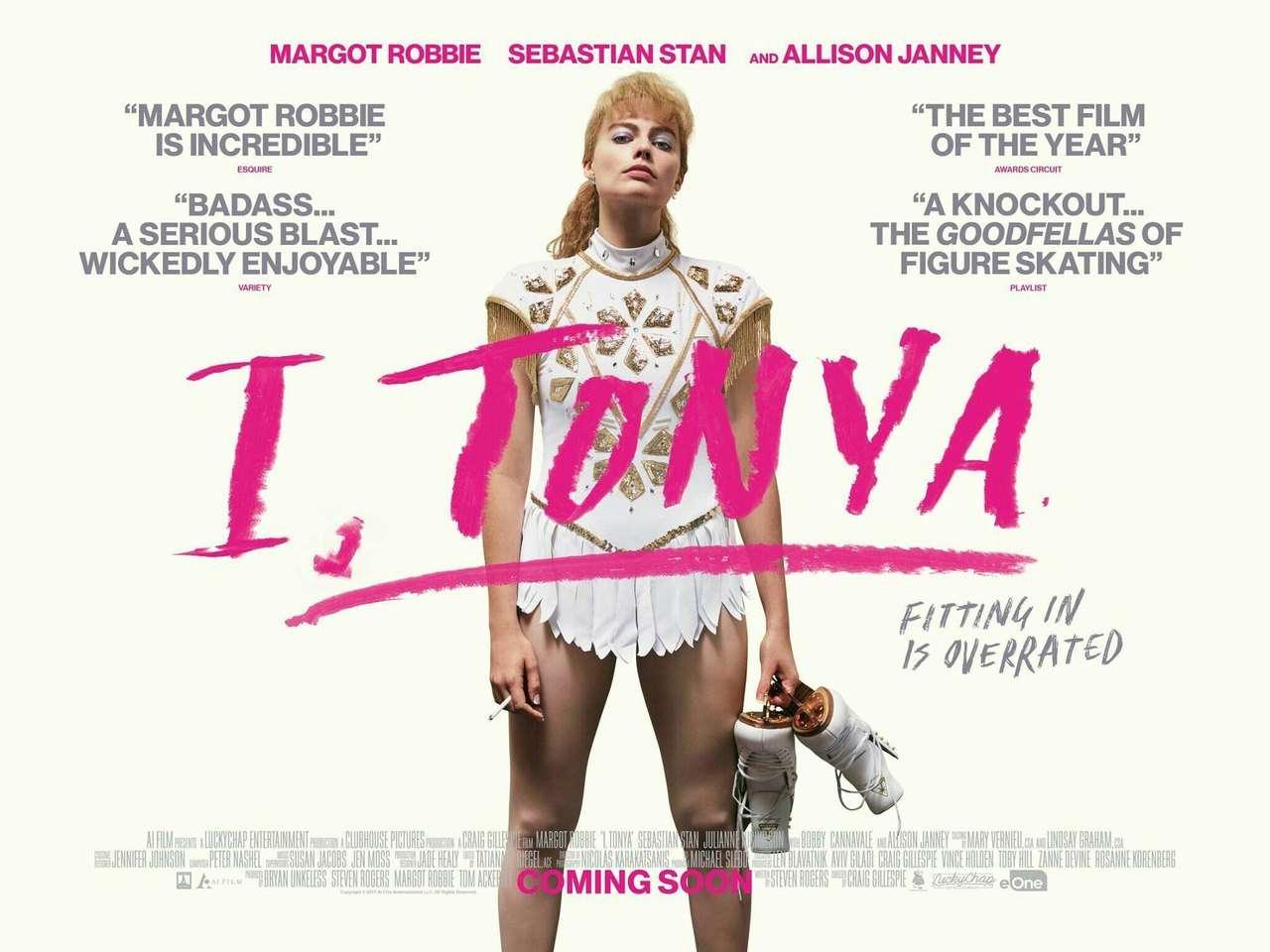 Εγώ, Η Τόνια (I, Tonya) Quad Poster Πόστερ
